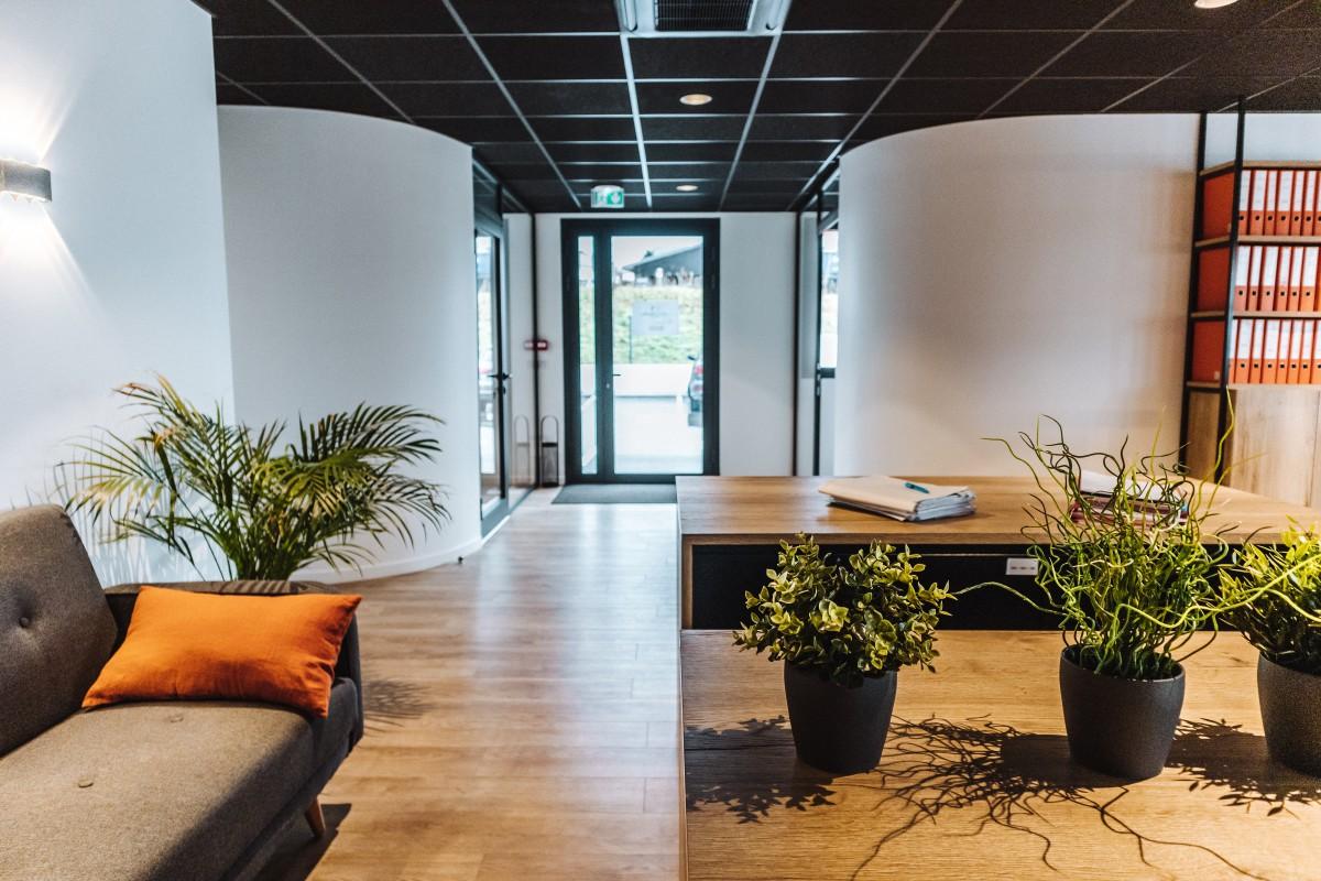 Amenagement bureaux Biarritz