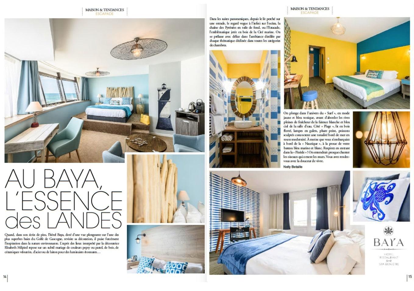 architecte d 39 int rieur landes et pays basque agence milpied. Black Bedroom Furniture Sets. Home Design Ideas