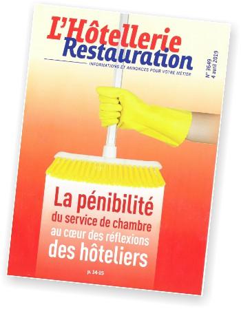 L hotellerie restauration le magazine