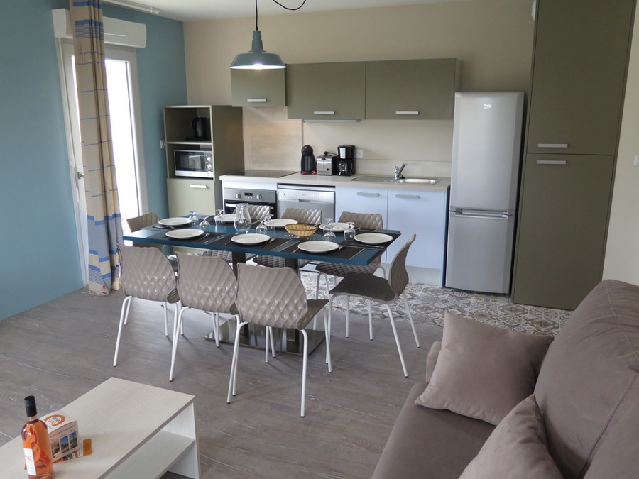 appartement residence milpied